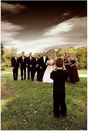 Photoshop Teknikker til bryllupsfotografering