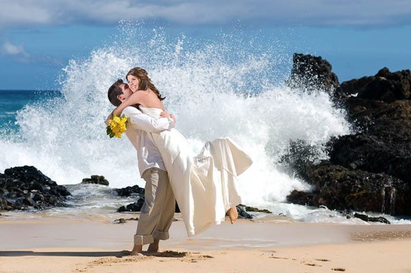 Fotografering ved bryllup