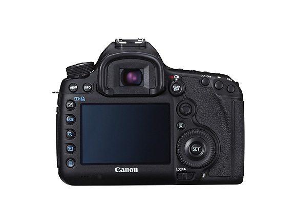 Canon EOS 5D Mark III bagfra