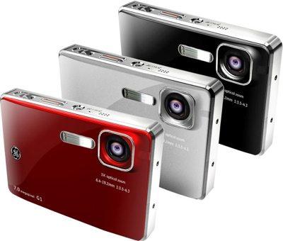 Kompakt Kameraer