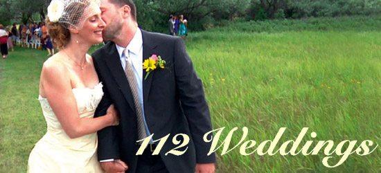 112 bryllupper