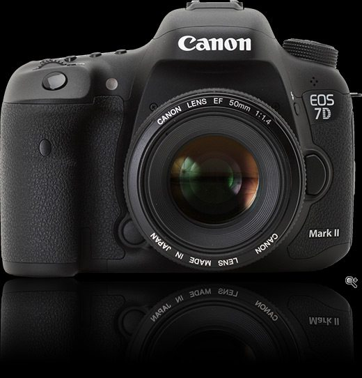 Review af Canon EOS 7D II