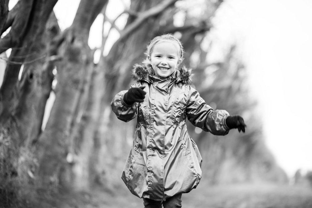 skønne sjove børneportrætter