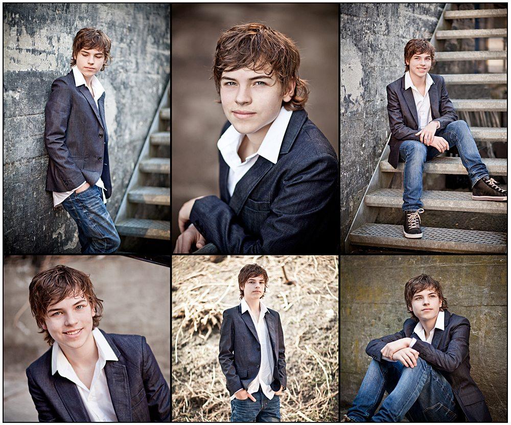 Fotografering af teens
