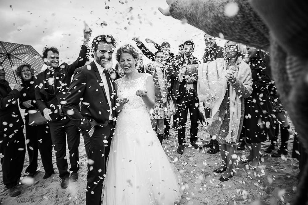 Når du skal fotografere et bryllup, må intet gå galt