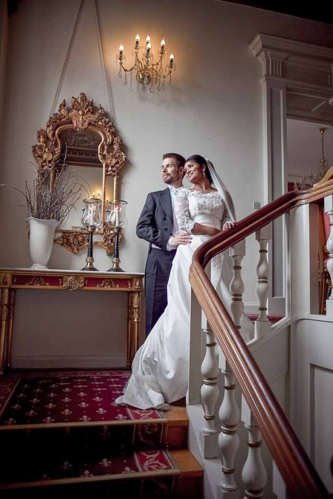Bryllupsfotograf i Charlottenlund
