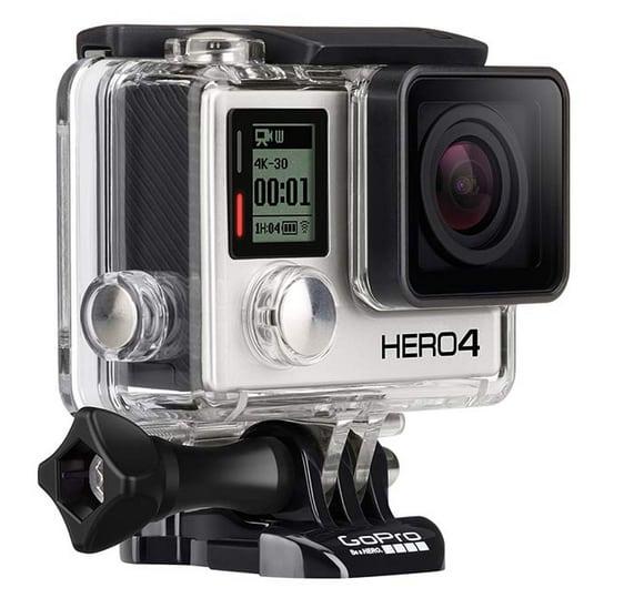 Alt om GoPro kameraer