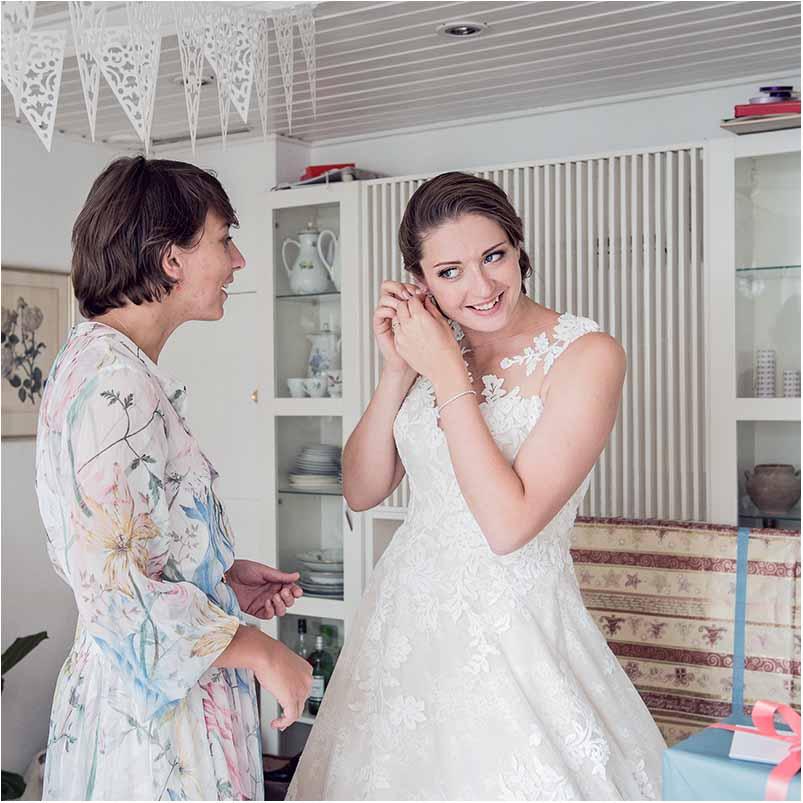 bryllupsklar i Greve på Sjælland