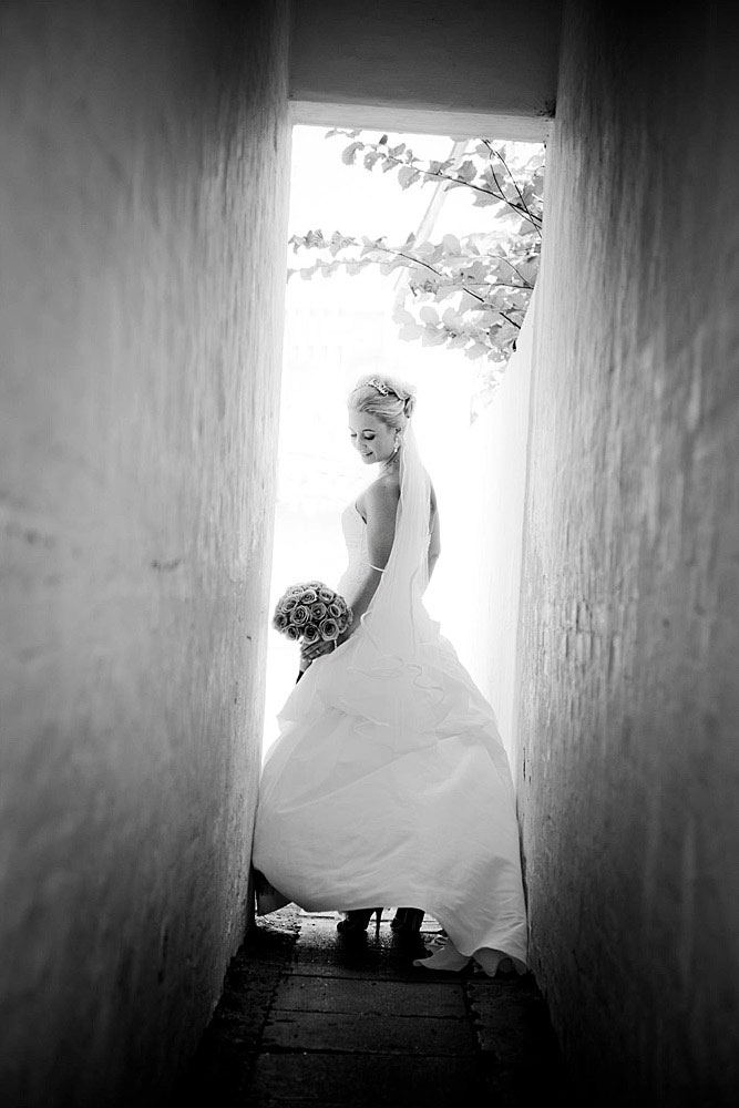 bryllupsfotografering Østjylland