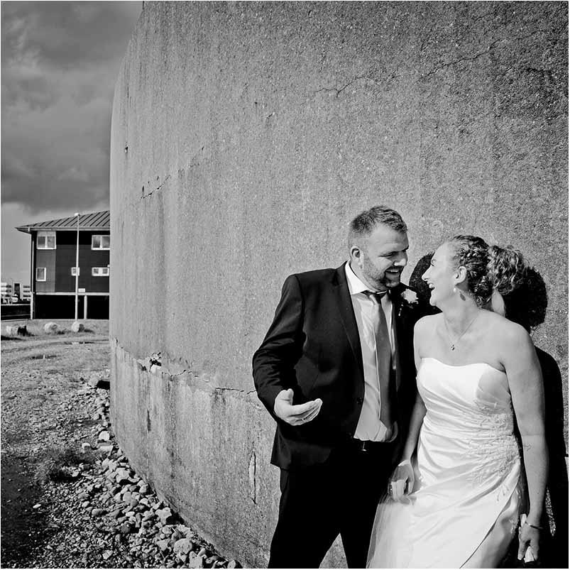 bryllup med overnatning sjælland