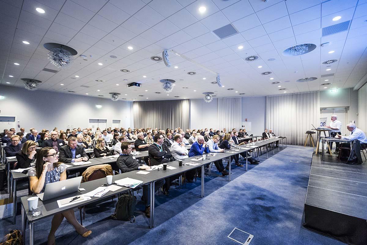 Konference i Østjylland