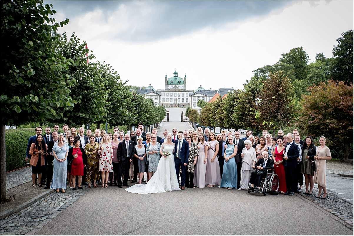 bryllupsfotograf på Sjælland