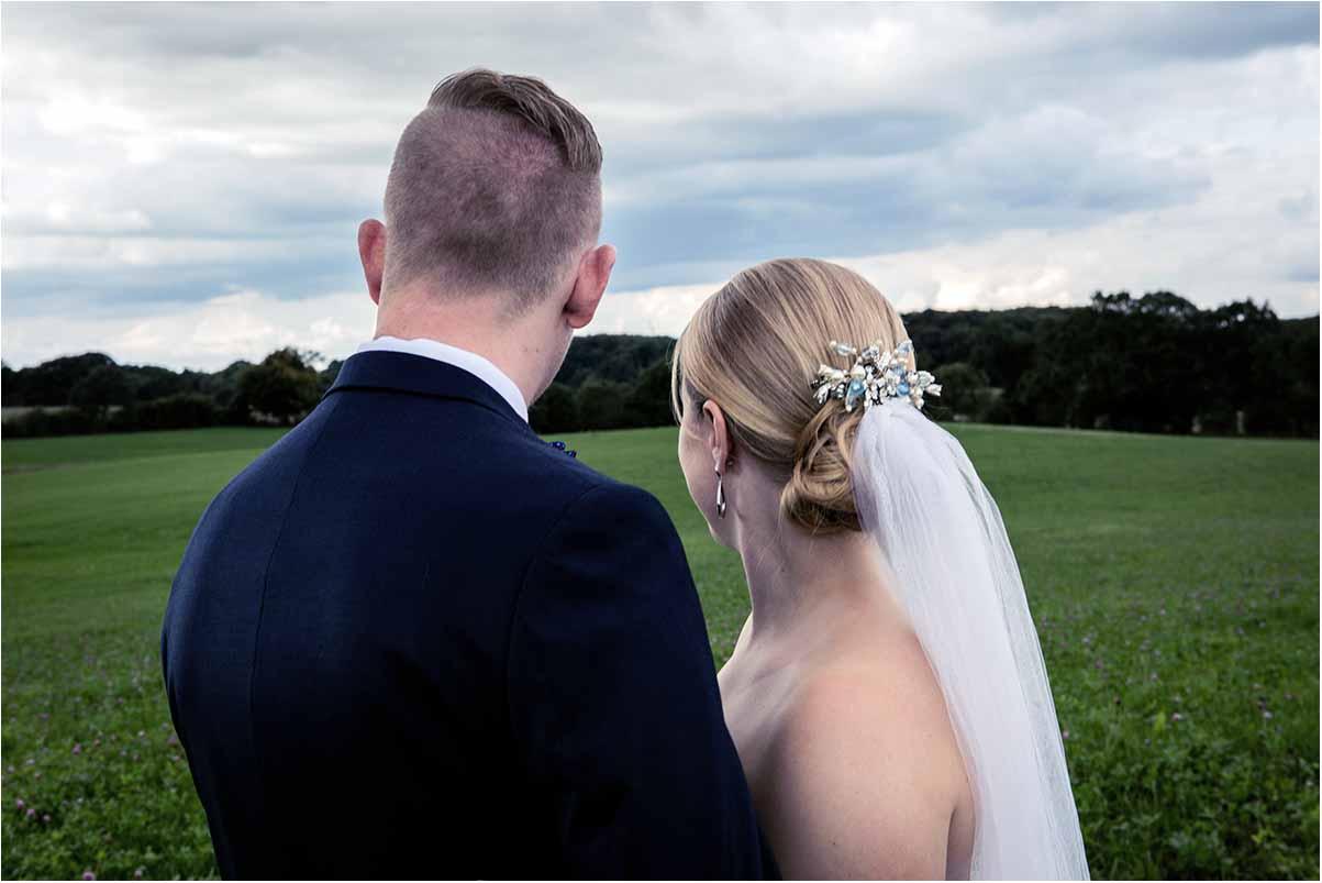 bryllupsfotograf vores store dag i Greve